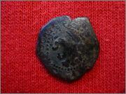 2 Maravedis Felipe III, Cuenca IMG_2907
