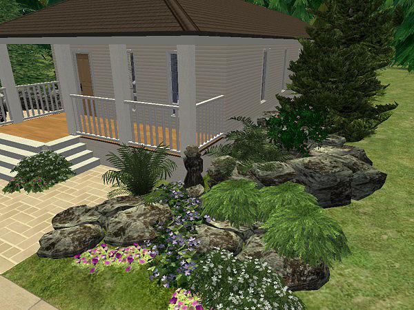 Stavba podle půdorysu Houseplan Forest_Retreat_5