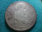 8 reales 1813 Fernando VII. Méjico 20180411_180100