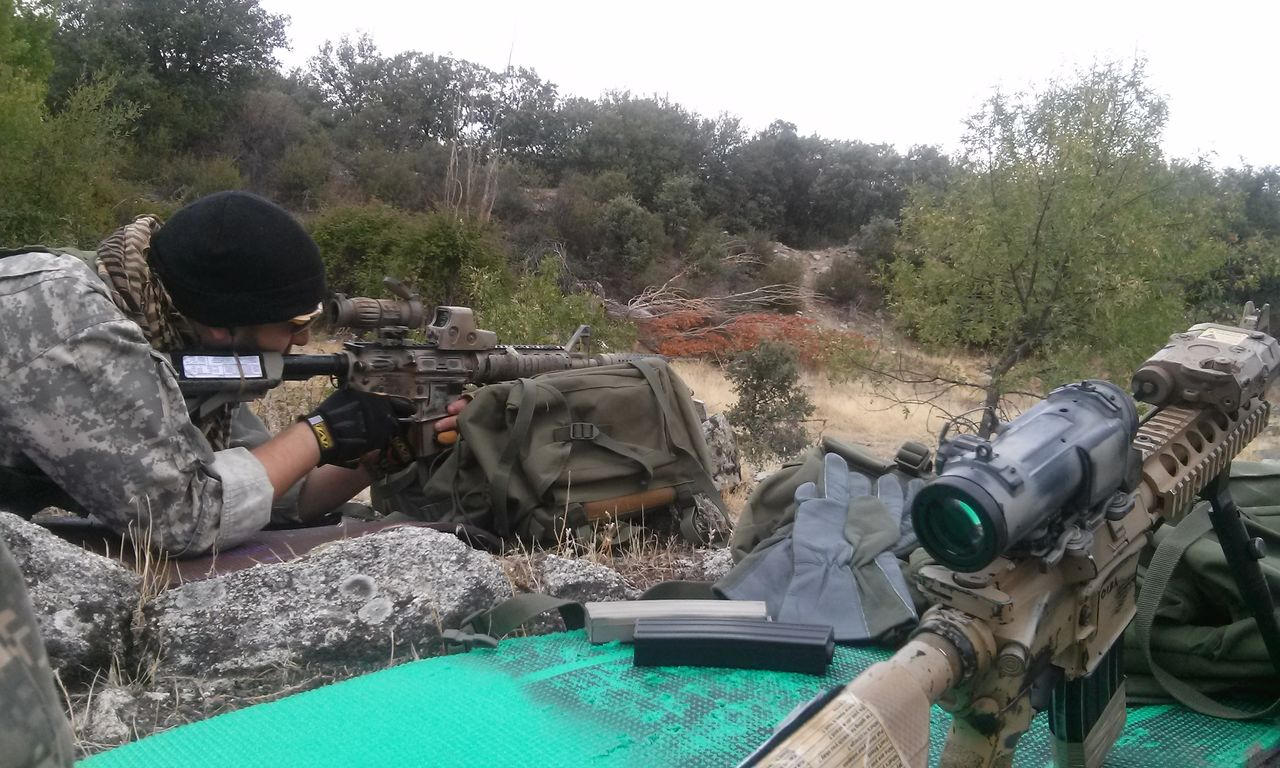 ★ ACU Greenside shooting training 20150912_115914