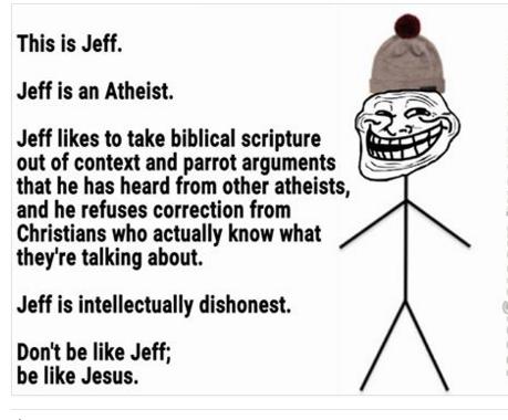 Il thread dei memi Belikejesus
