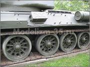 Советский средний танк Т-34-85,  Военно-исторический музей, София, Болгария 34_85_Sofia_011