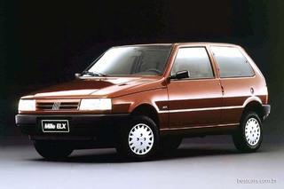 Auto Storiche in Brasile - FIAT Uno_Mille_ELX_1994