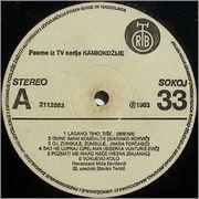 Vera Matovic - Diskografija 1983_za