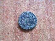 AE3 de Valentiniano I. SECVRITAS REIPVBLICAE  IMG_0129