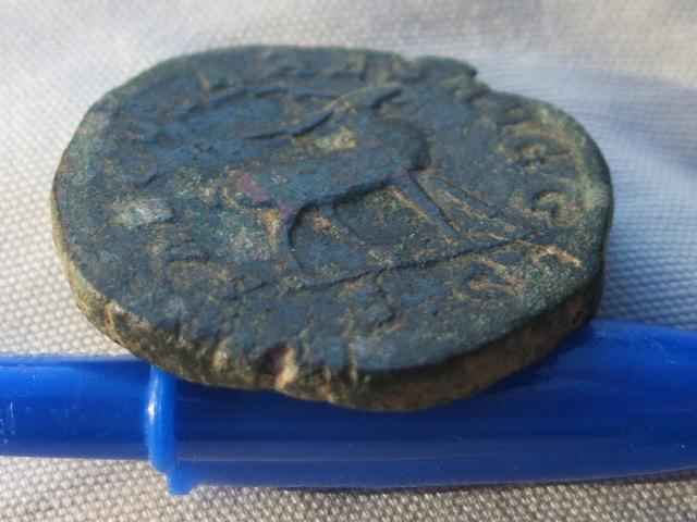 Sestercio de Filipo I - SAECVLARES AVGG S C - Ciervo. Roma 039