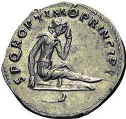 Glosario de monedas romanas. DACIA. Image