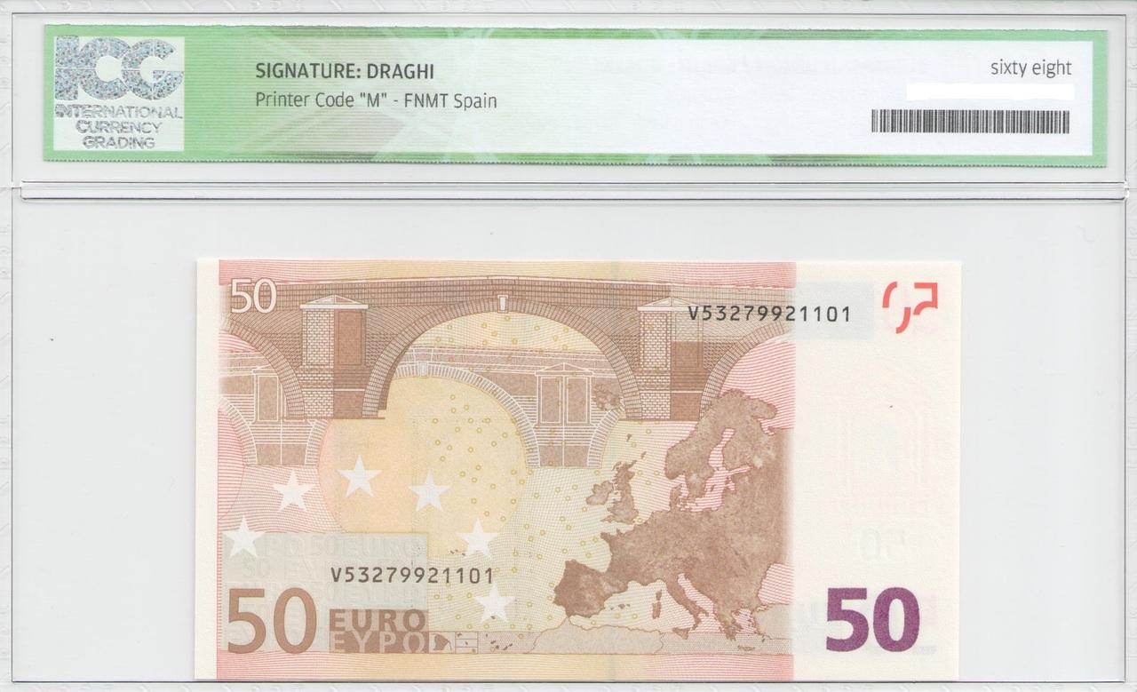Colección de billetes españoles, sin serie o serie A de Sefcor - Página 2 50_euros_V_reverso