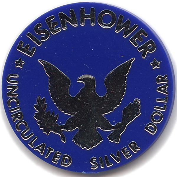 "1 Dolar 1971 s ""Eisehower""USA 102200"