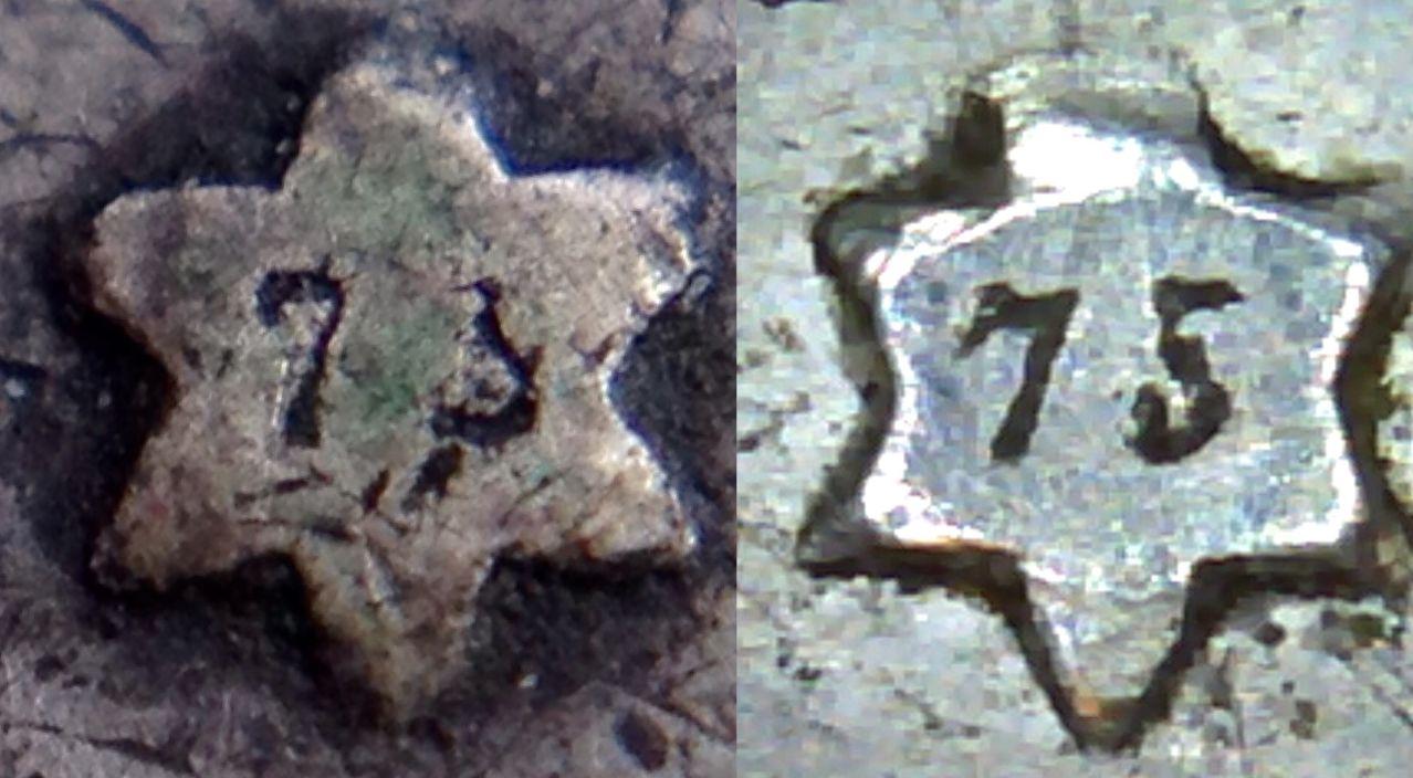 5 pesetas 1871 *73 - Amadeo I - La moneda de la discordia - Página 2 Image