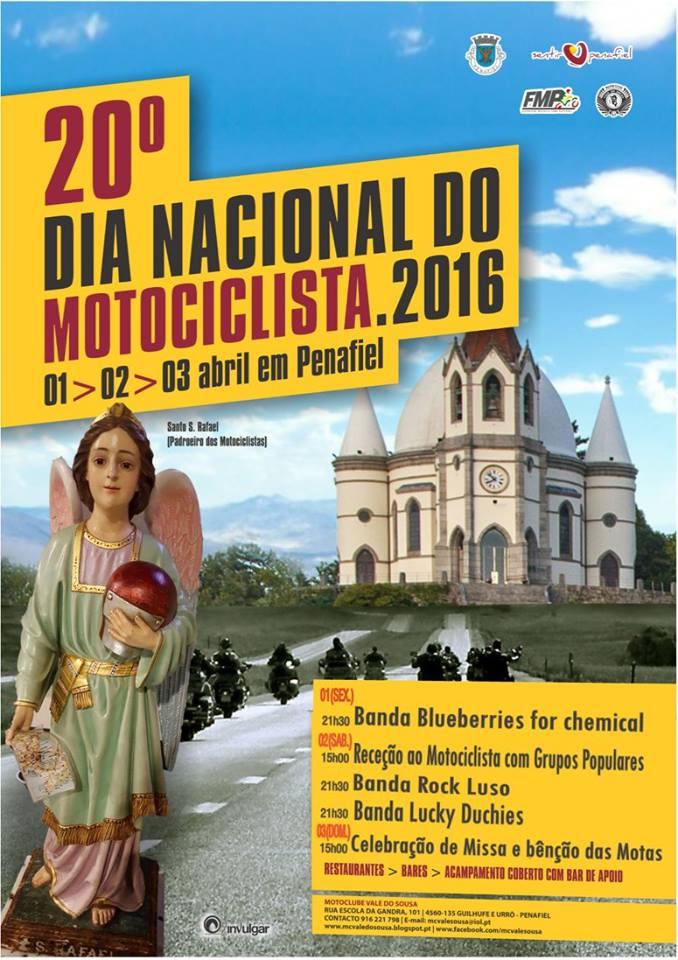 20º Dia Nacional do Motociclista 2016 – Penafiel - Página 2 941098_1729197060659618_21196512249444843_n