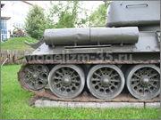 Советский средний танк Т-34-85,  Военно-исторический музей, София, Болгария 34_85_Sofia_003