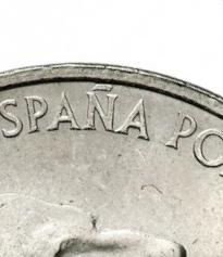 100 pesetas año 69 . Estado Español . estrella trucada?? - Página 3 Curvo