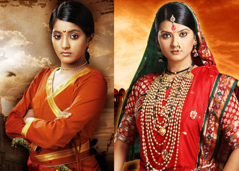 ჯანსის დედოფალი / Ek Veer Stree Ki Kahaani... Jhansi Ki Rani  Jhansi_ki_rani_new