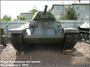 Советский средний огнеметный танк ОТ-34, Музей битвы за Ленинград, Ленинградская обл. 34_2_004