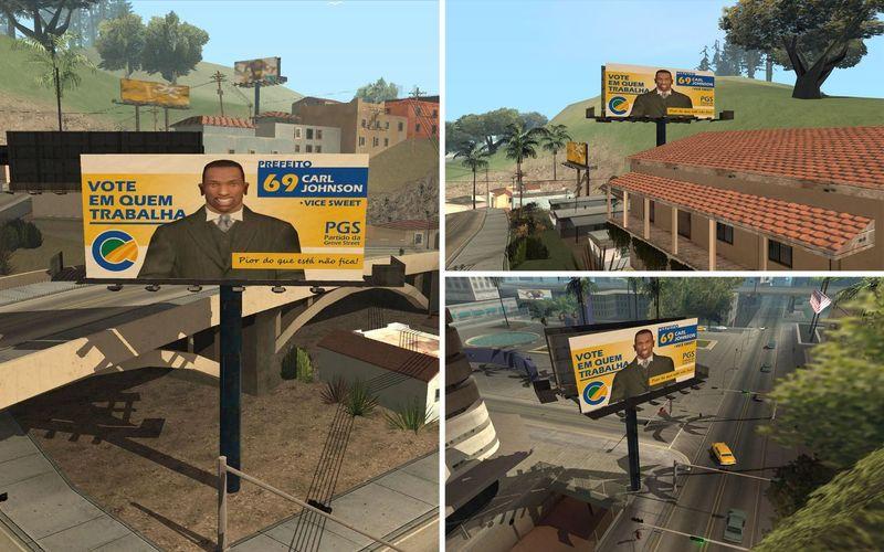 Material Campanha CJ Prefeito BR2