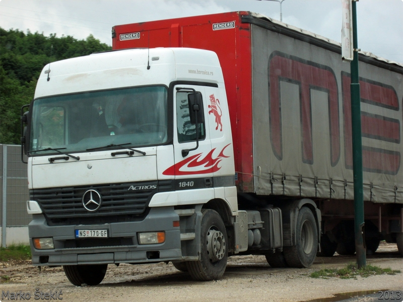 Actros Mp1  IMG_3133