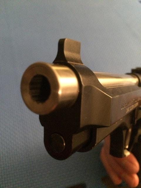 Please educate me about Beretta M9/92FS