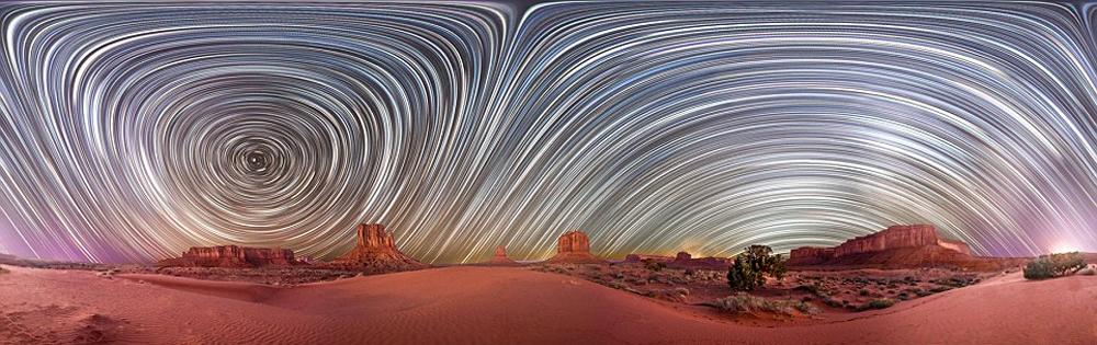 Die Erde, in der wir leben und der Raum, der die Welt ist - Seite 5 Startrails_360_02