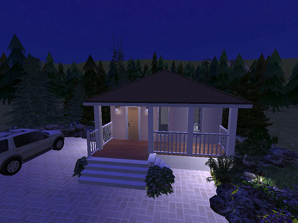 Stavba podle půdorysu Houseplan Forest_Retreat_45