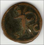 As de Claudio I. Minerva. Roma. Smg_635b