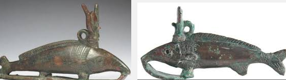 l'origine d'Ichtus: L'oxyrhynque Image