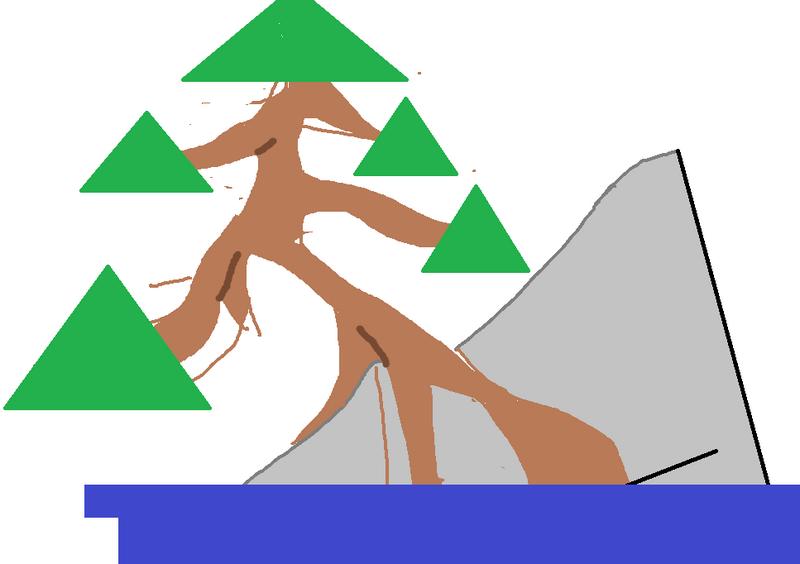 El Olmo Tripode  - Actualizacion ¿Sobre madera? Olmo