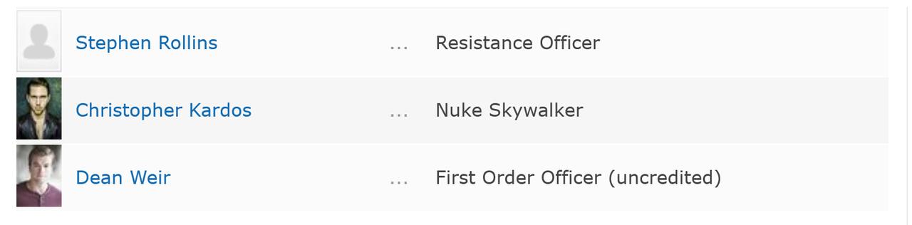 Nuke Skywalker?!?!?!? Nuke