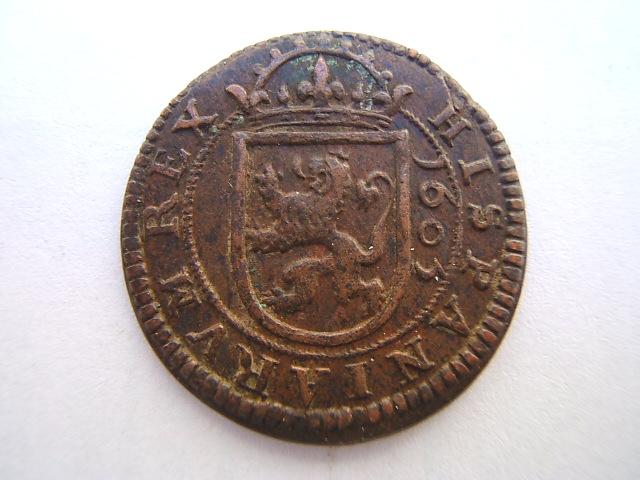 VIII maravedís del Ingenio de Segovia [intentemos reunir todas las fechas] Remesa_011