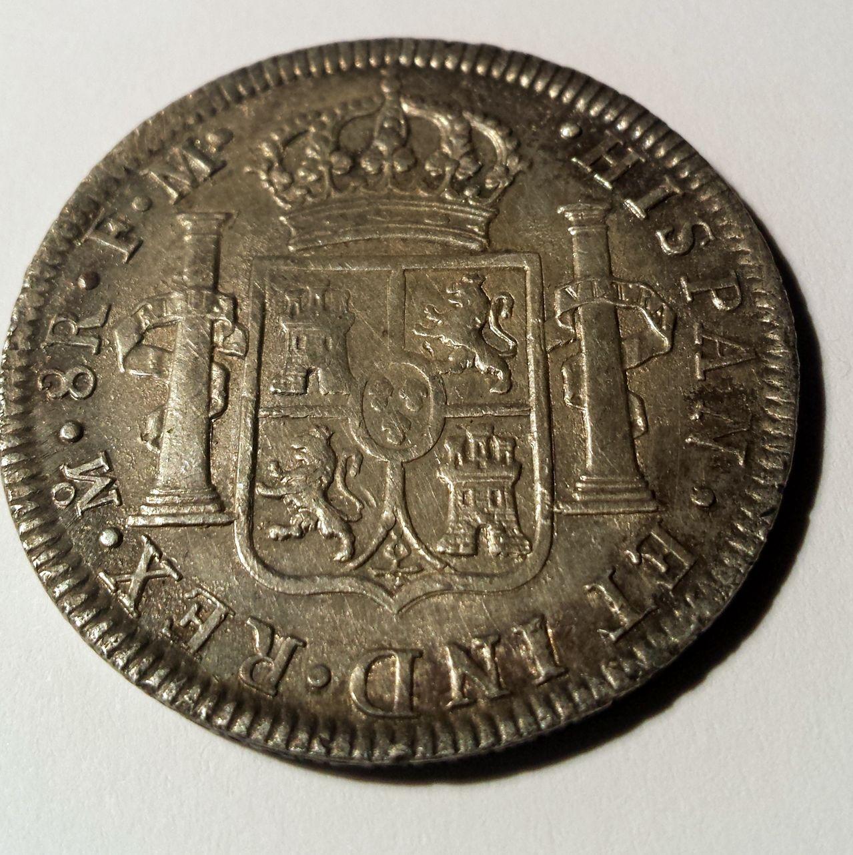 8 reales para catalogar Carolus_IIIa