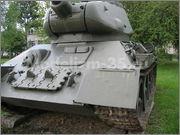 Советский средний танк Т-34-85,  Военно-исторический музей, София, Болгария 34_85_Sofia_007