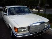 W116 - 280SE 1973 - R$ 32.000,00 (VENDIDO) IMGP1529