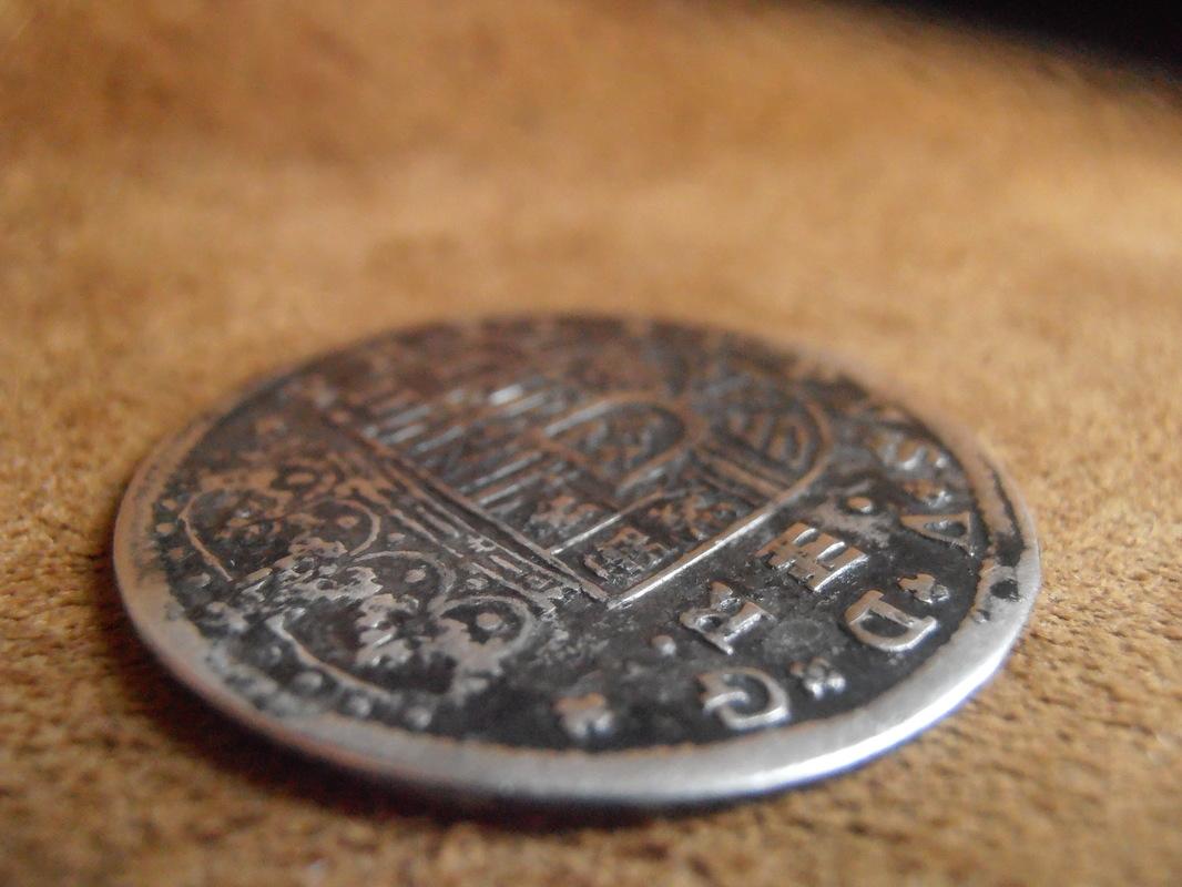 2 reales Felipe V,ceca de  Segovia 1717. P3150016