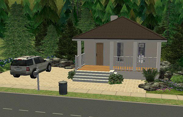 Stavba podle půdorysu Houseplan Forest_Retreat_3