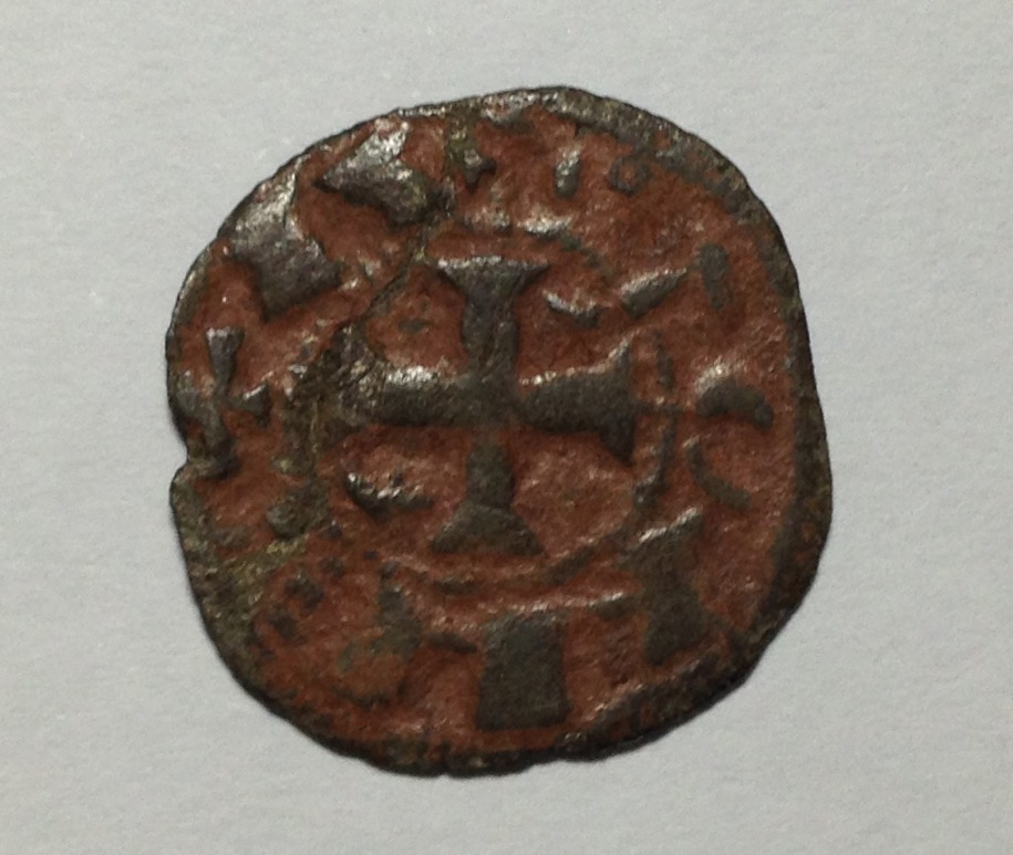 """Dinero pepión de Alfonso VIII tipo """"biempeinao"""" IMG_1735"""