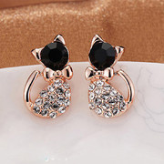 Gift for a cat fan? Earrings