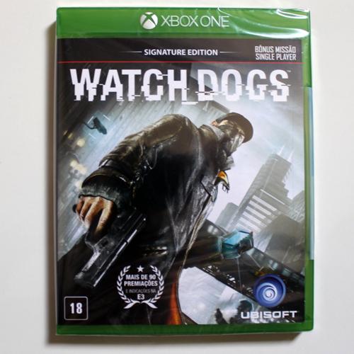 [Dual Games] Vários Jogos Novos Lacrados em até 12 vezes sem juros com Frete Grátis! Watch_dogs