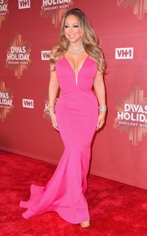 Mariah Carey aux Divas Holiday vh1  Divas_live_2