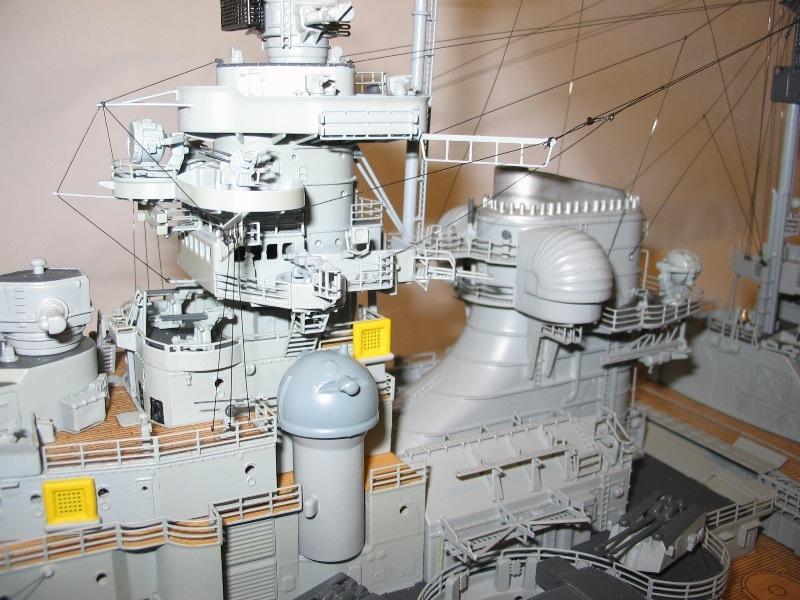 royal - I miei lavori terminati: Corazzata Bismarck, Soleil Royal, Victory. IMG_2278