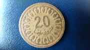 20 Millims. Túnez (1960) DSC_0412