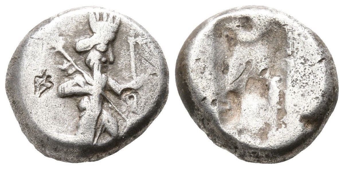 Siclo Aquememenida de Xerxes I a Dario II. S-l1600