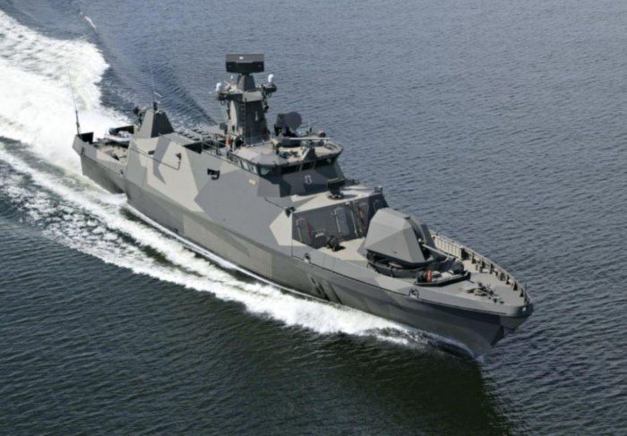 BAE SYSTEMS gana contrato para 4 canones navales para SEMAR HAMINAFINISHMISSILBOAT