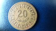 20 Millims. Túnez (1960) DSC_0408