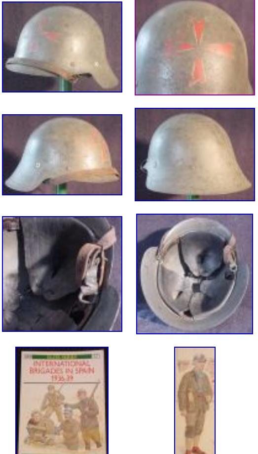 restauracion - Motivos en los cascos de la Guerra Civil y restauración Screenshot_161