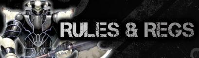 Rules & Regs