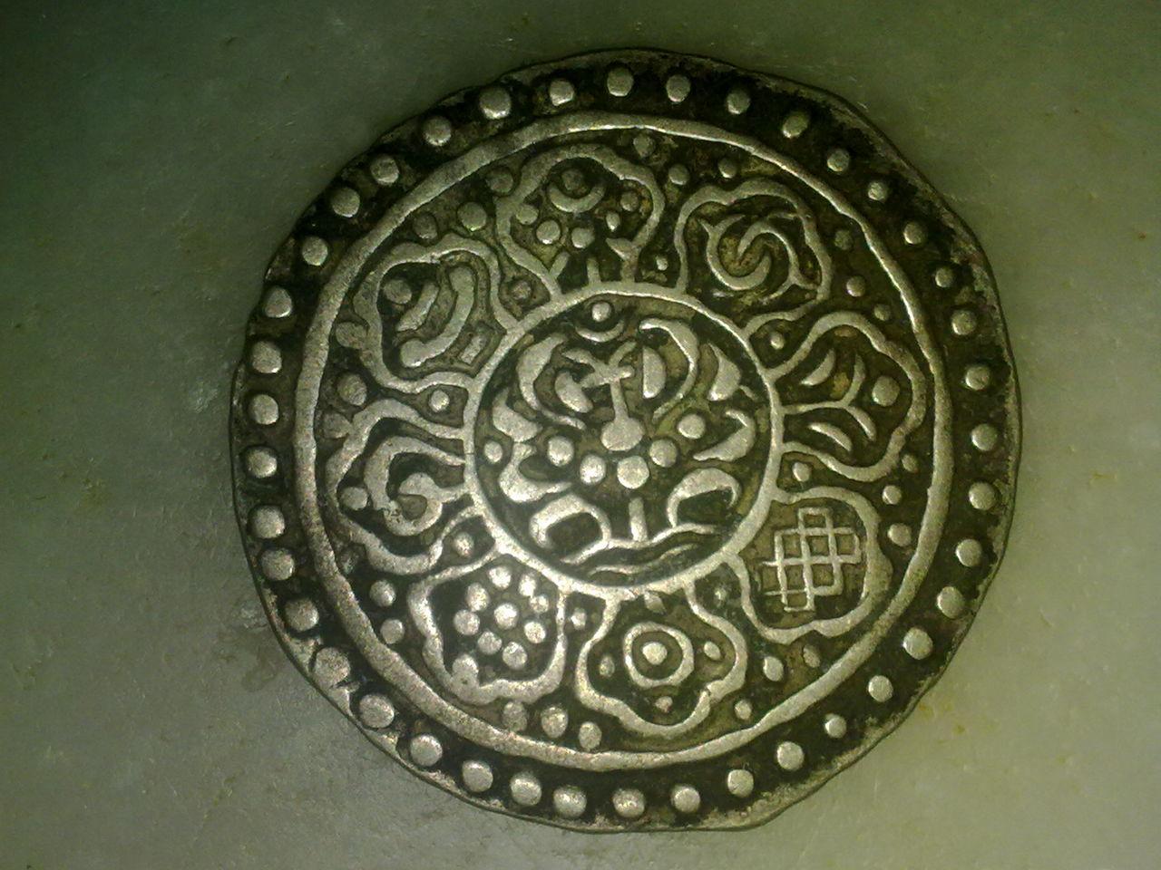1 Tangka. Tibet N_003