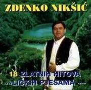 Zdenko Niksic - Diskografija  Zdenko_Prednja