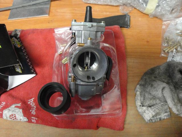 Carburador OKO DSC05340