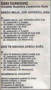 Seki Turkovic - Diskografija 1987_z