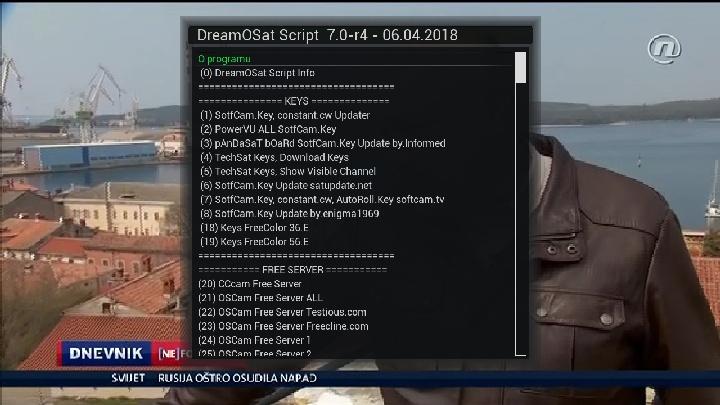 Backup Vu+Solo2 Dreamosat_script
